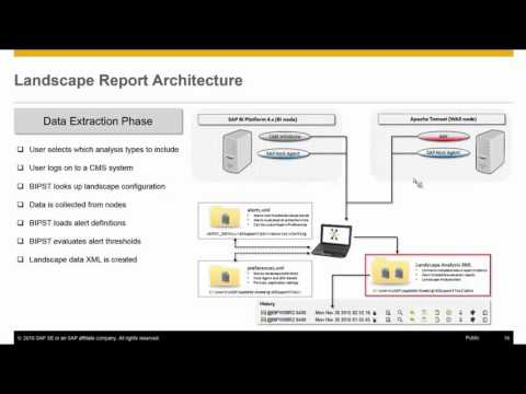 SAP BusinessObjects BI 4.2 Platform Support Tool 2.0