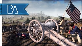 Battle of Bunker Hill: Siege of Boston - Born in the Fire: America Mod Gameplay
