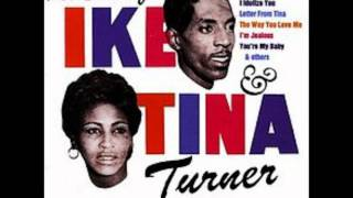 Ike & Tina Turner - Chances are (1960)