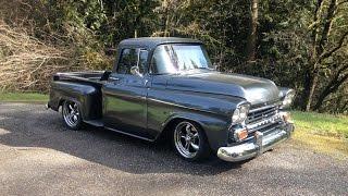 1959 Chevrolet Truck Custom 495HP LS3