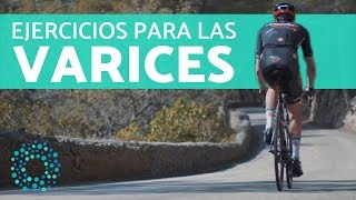 Varicosas el ciclismo causa venas
