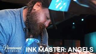 Moons Over Miami: Tattoo Face Off | Ink Master: Angels (Season 1)