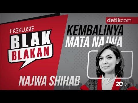 Blak-blakan 'Kembalinya Mata Najwa'