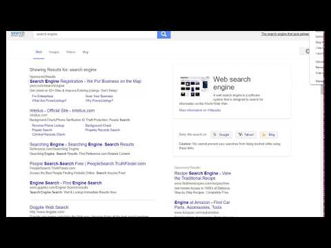 How To Use Search Encrypt - The Private Search Engine Chrome Extension