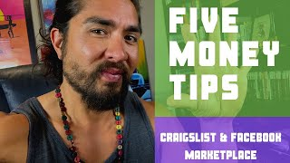 How to Make Money on Facebook Marketplace and Craigslist - 5 tips