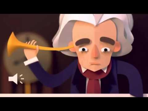 LAS AVENTURAS DE Ludwig van Beethoven | JUEGO Y PELICULA DE GOOGLE