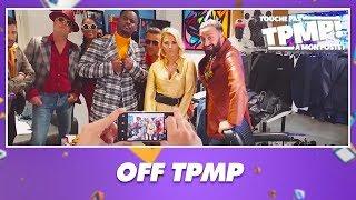 OFF TPMP : Dans les coulisses de TPMP avec Black M
