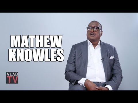 Mathew Knowles on Secretly Dating White Girls in 1960s Alabama  (Part 1)
