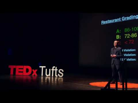 Food for thought: Empowering humans with data | Neal Jawadekar | TEDxTufts