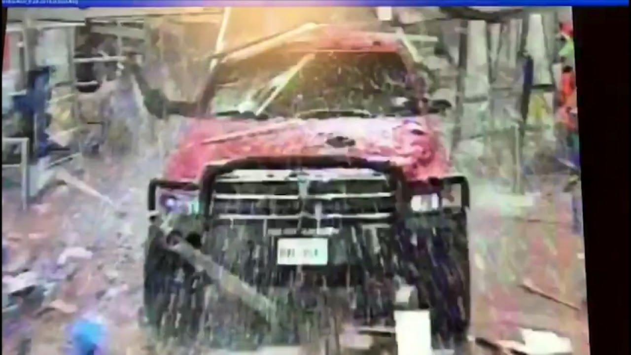 19 Year-old Man Drives Truck Into Texas Walmart