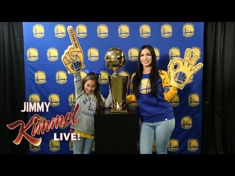 Cousin Sal Pranks Golden State Warriors