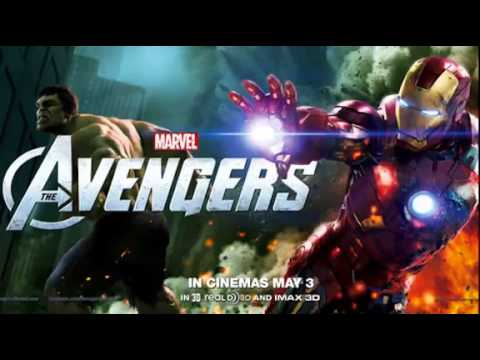 THE AVENGERS SOUNDTRACK   17  A Promise