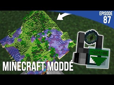 UNE CARTE DU MONDE EN 3D ?! | Minecraft Moddé S3 | Episode 86