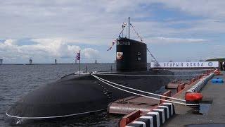 "The newest diesel submarine ""Stary Oskol"" arrived in Novorossiysk"