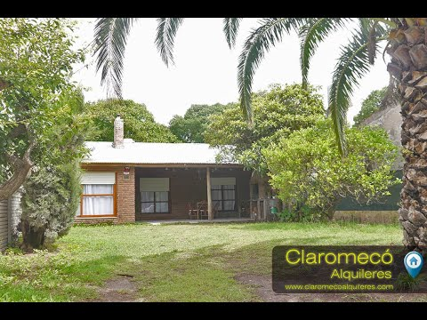 La Palmera - Claromeco Alquileres
