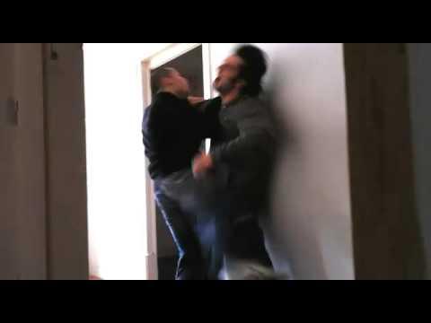 Fight rehearsal - Mad Stunts