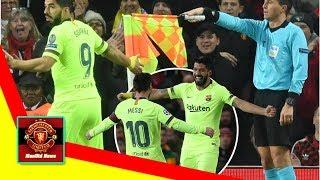ManUtd News - Man Utd fans troll Suarez as goal disallowed - but ex-Liverpool star has last laugh...