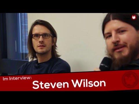 Music nStuff: Interview Steven Wilson Munich january 2016 (+ live)