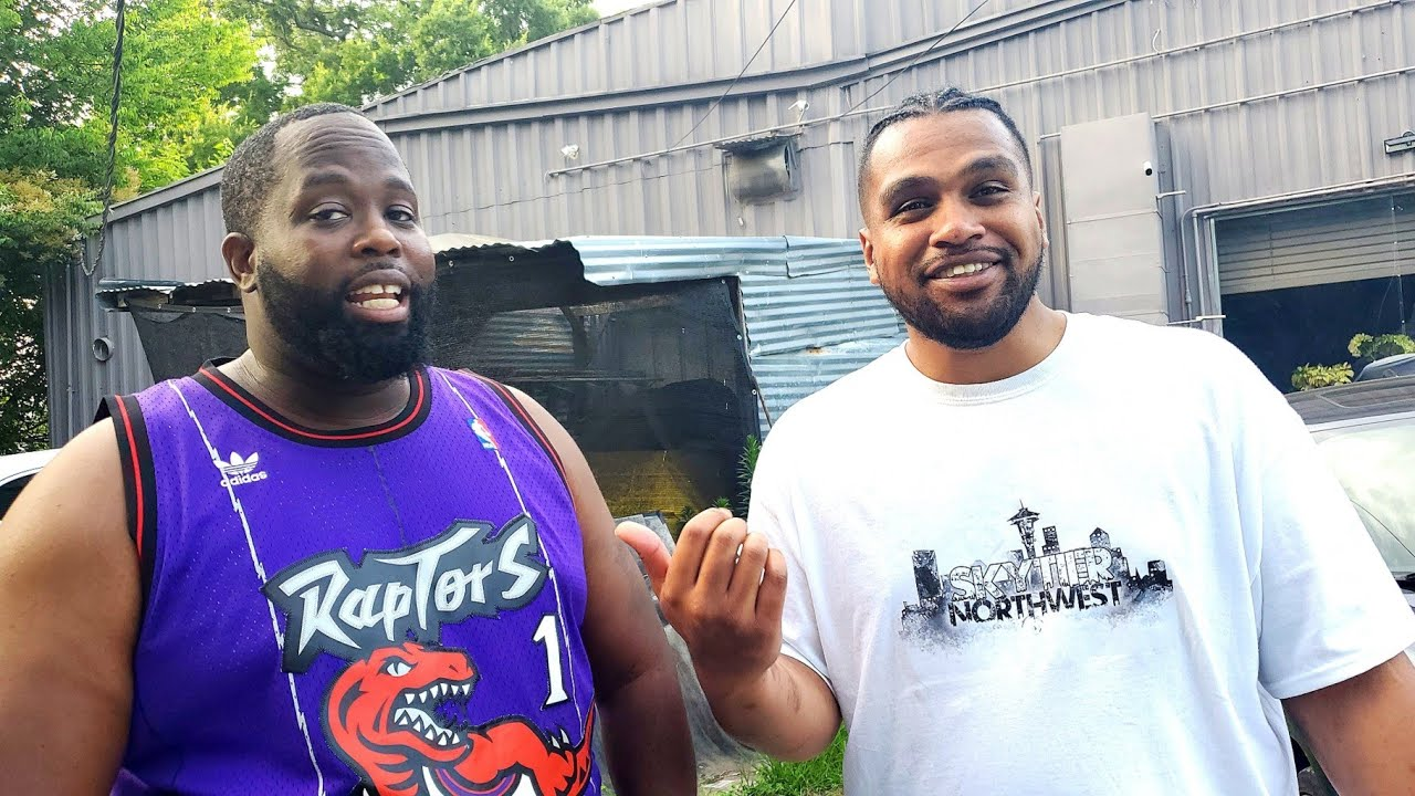 FONZ & JEY THE NITEWING TALK THEY ISH ABOUT BATTLING EACH OTHER ON NOME
