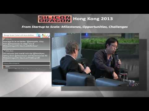 Silicon Dragon Hong Kong 2013 - Tech Chats
