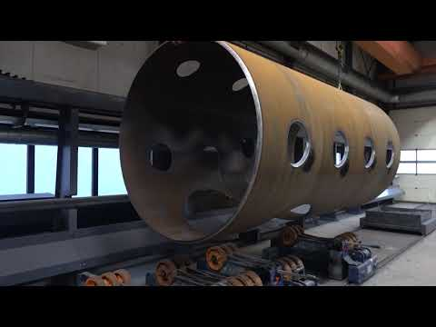 Vessel cutting automation: Where cutting meets welding