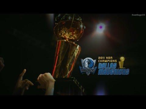 Dallas Mavericks - 2011 NBA Champions