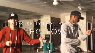 Tori Kelly feat Big Sean - Hollow | Julian Burnsed Choreography