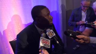Auburn's Jeremy Johnson ready for SEC spotlight