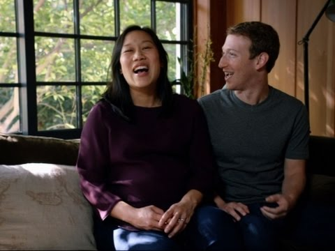 Facebook CEO Announces Baby, Giving Wealth Away