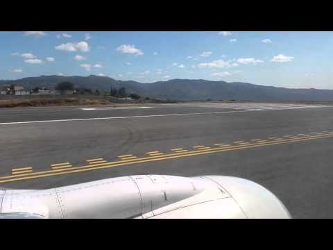 Dog on runway closes guatemala airport