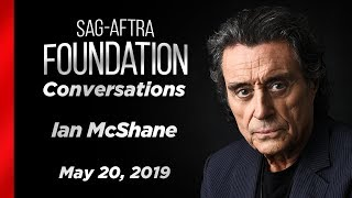 Conversations with Ian McShane
