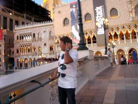 MeBeliska - Las Vegas - Frente Do Venetian