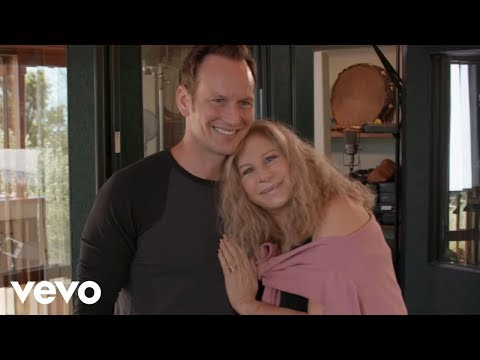 Barbra Streisand with Patrick Wilson  Loving You