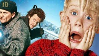 10 Лучших Фильмов Похожих на Один Дома Для Всей Семьи Новогодние Комедии