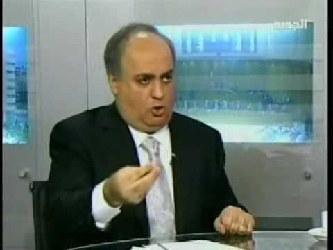 وئام وهاب في مقابلة نارية مع قناة الجديد  Wiam Wahhab