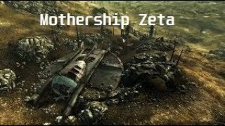 Fallout 3 Mothership Zeta Playthrough Part 1 - What a Good Fallout Game Looks Like