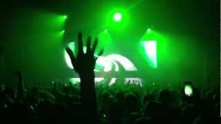 Zeds Dead The Prodigy Breathe Remix Live At Congress Theater 12 29 12