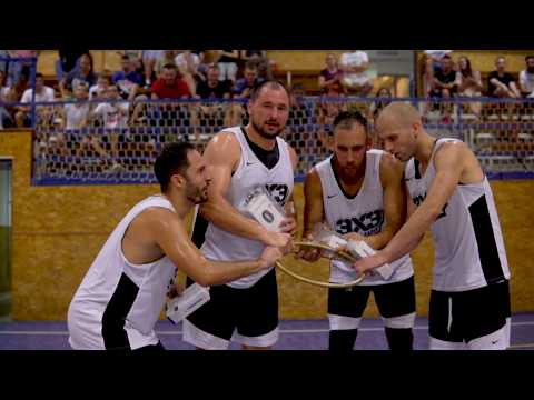 2 Season Finale - 3x3 NS Street League