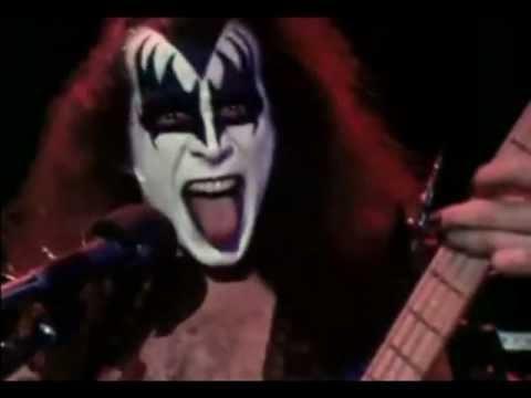 Download Kiss - Rock n Roll All Nite - Dressed To Kill Album 1975
