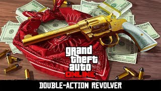 GTA V: FINDING THE GOLDEN DOUBLE ACTION REVOLVER  (MONTAGE)