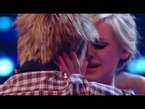 X Factor Semi Final Results 2008!! -- Eoghan Breaking Down In Tears Over Diana Leaving!! Sooo Cute!! & Diana's Best Bits!!