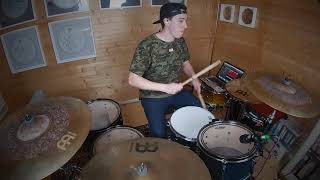 100 Bags - Stormzy Drum Cover