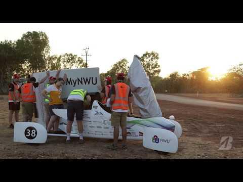 Bush Mechanics From the 2017 Bridgestone World Solar Challenge