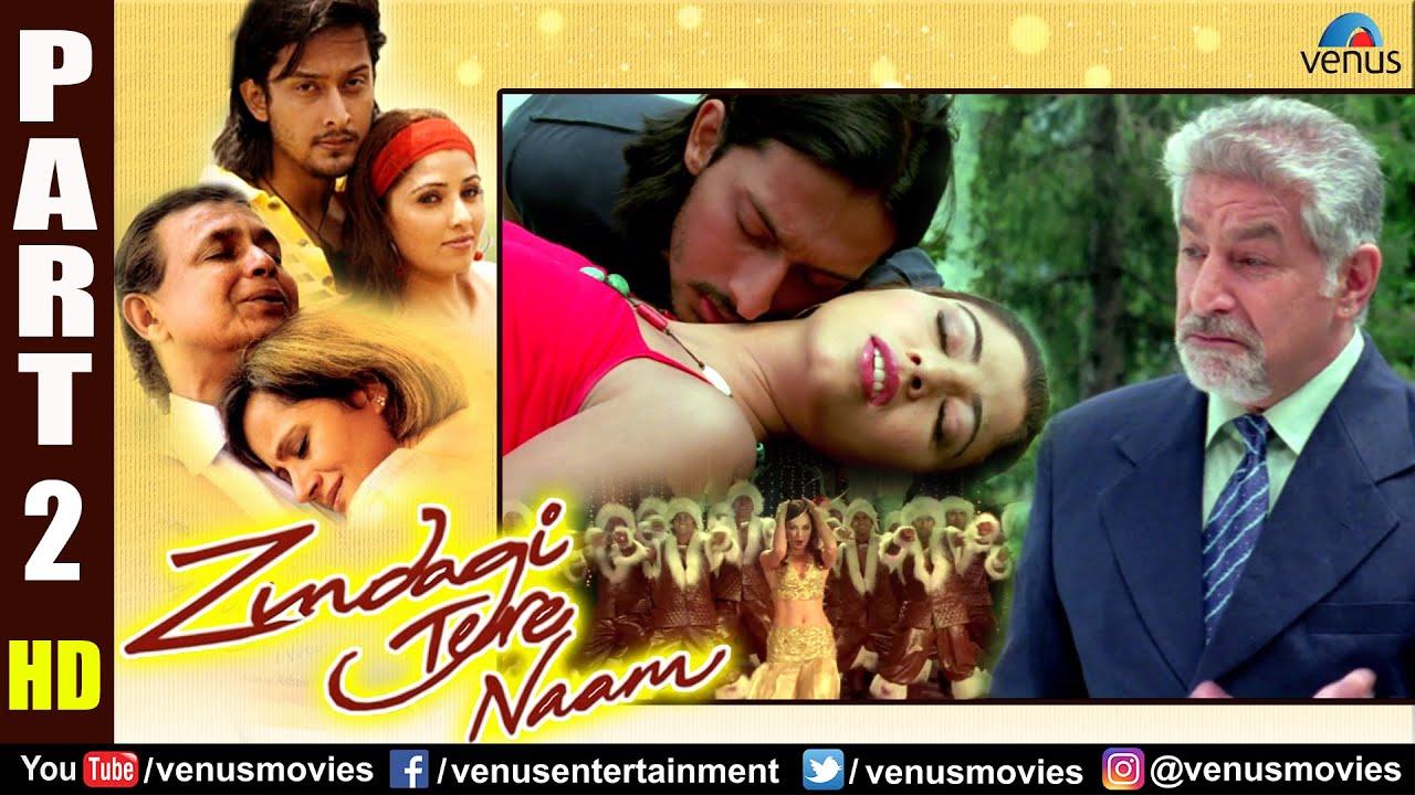 Zindagi Tere Naam Part 2 | Hindi Movie | Siddharth Singh | Priyanka Mehta | Bollywood Movie Scenes
