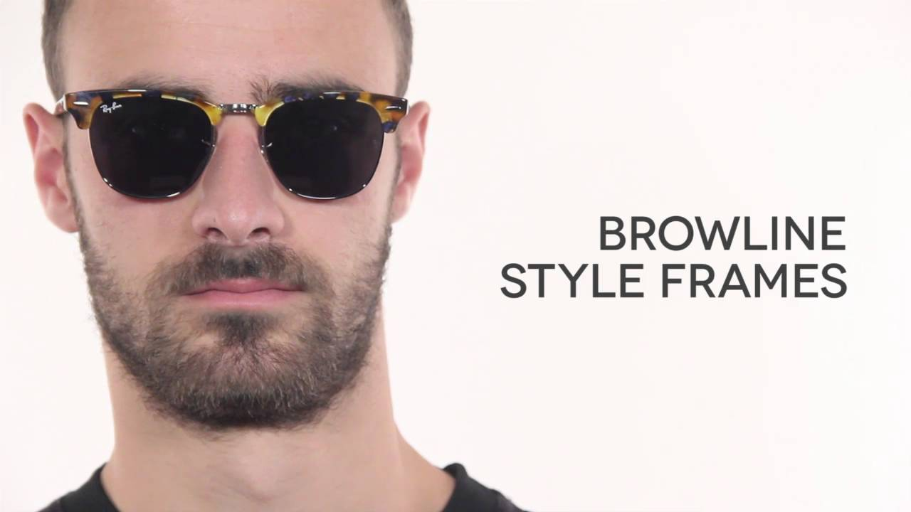 a0a5587ef4 Ray Ban RB3016 Clubmaster 1158R5 Sunglasses Review
