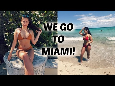 WE GO TO MIAMI!! SPRING BREAK 2017♡