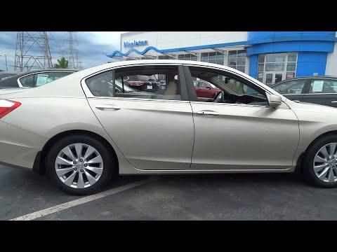 2013 Honda Accord Lansing, Calumet City, Highland, Matteson, Orland Park, IL N6274A