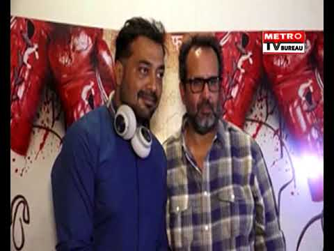 Anurag Kashyap & Anand L Rai Spotted From...