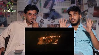 Pakistani Reacts To | KGF Trailer Hindi | Yash | Srinidhi | 21st Dec 2018 | Reaction Express