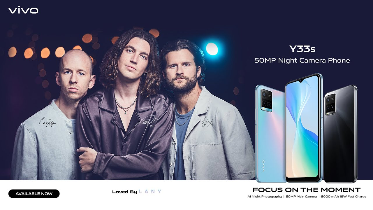 vivo Y33s | Focus On The Moment - Available Now!